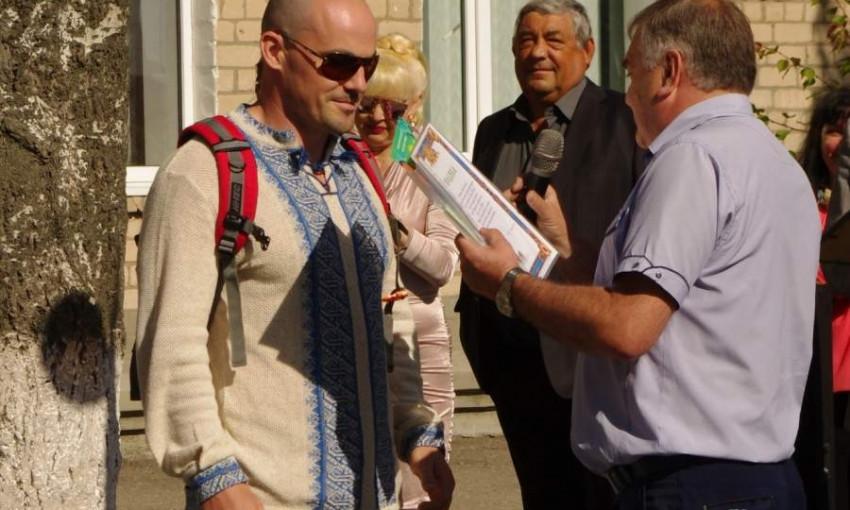 Работа жителя Запорожской области попала в ТОП-100 Википедии (ФОТО)