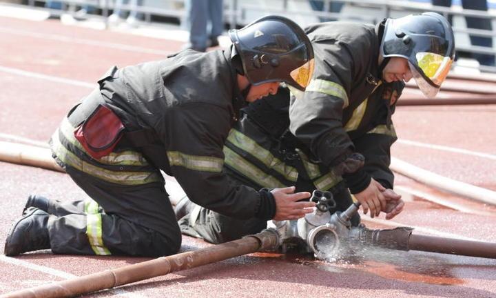 В Запорожье пройдут соревнования пожарных