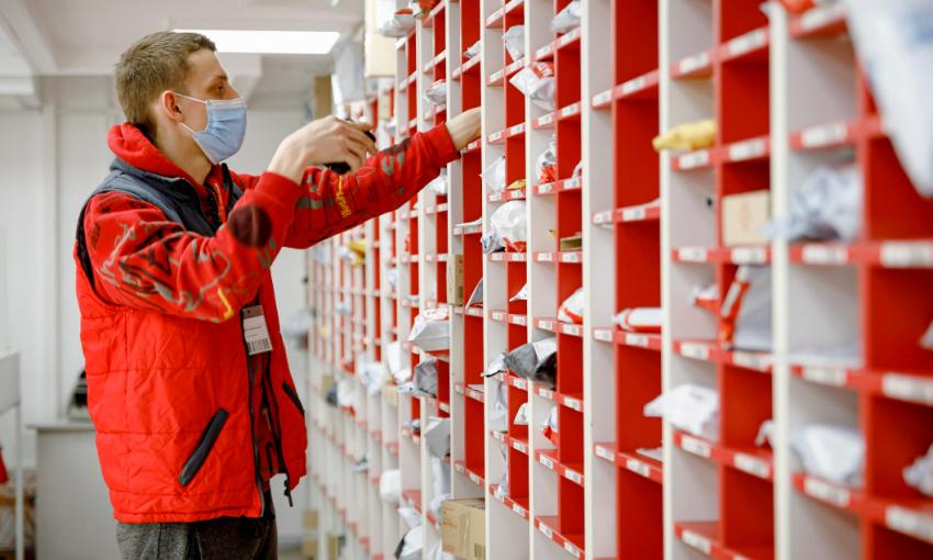 Новая почта дополнительно набирает 2500 сотрудников по всей Украине