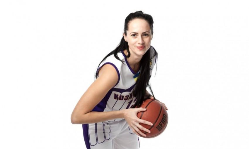 Запорожская баскетболистка борется за звание самой красивой (ФОТО)