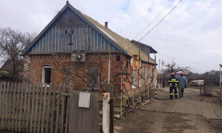 Трагедия в Запорожской области: Во время пожара погиб отец с сыном