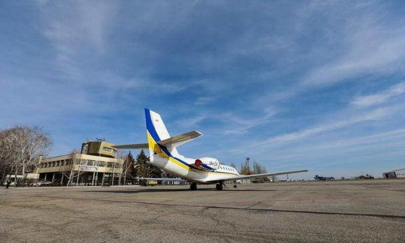 Ремонт аэропорта завершен: Какие перспективы и направления ждут запорожцев